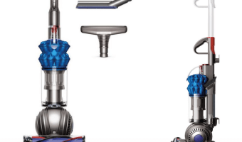 Dyson Ball Compact Allergy Upright Vacuum with Bonus Accessories Just $311 (Reg. $519.97)