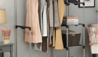 Closet Storage Rack Only $32.15