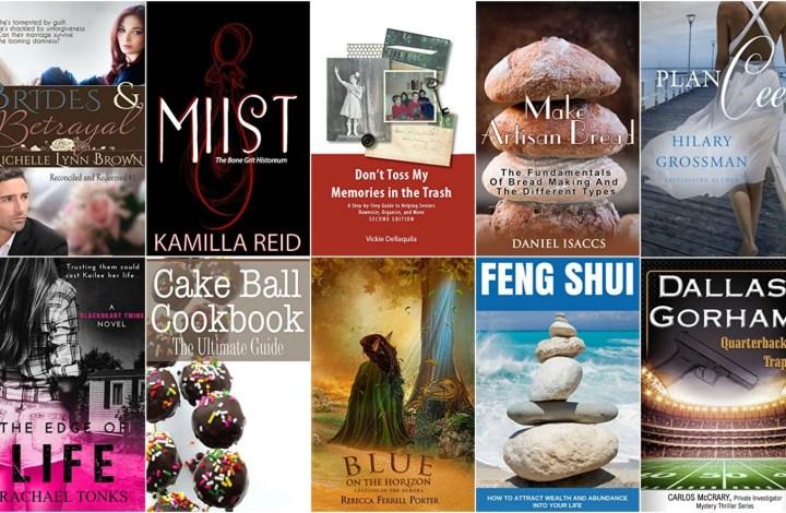 Free Kindle Books (07/20/17)