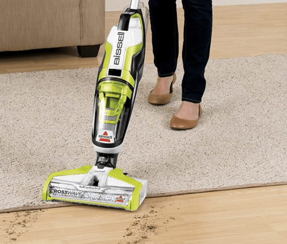 BISSELL CrossWave All-in-One Multi-Surface Wet Dry Vac Just $168 (Reg. $299.99)