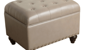 Threshold Danbury Tufted Storage Ottoman Only $44.98 Shipped!