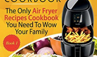 Free Air Fryer Cookbooks for Kindle!