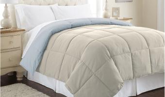 Goose Down Alternative Comforters Starting at $18.90