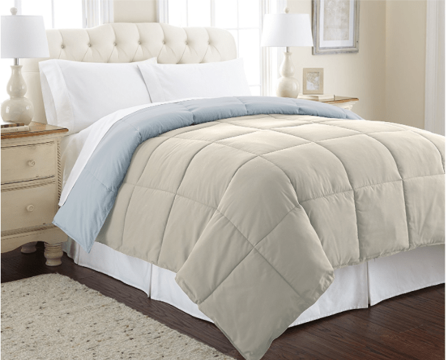 goose down alternative comforters