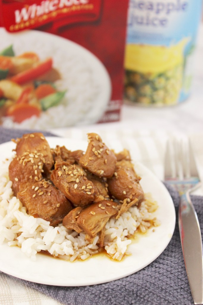 hawaiian chicken crockpot