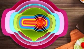 44% Off 10-Piece Mixing Bowl Set