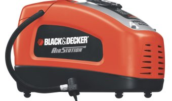 Low Price On Black + Decker High Performance Inflator
