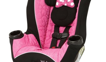 Great Price For Disney Minnie Convertible Car Seat