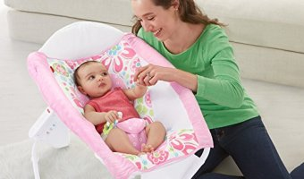 32% Off Fisher-Price Auto Rock 'n Play Sleeper