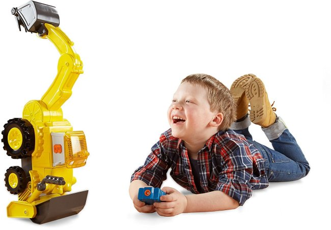 Fisher-Price Bob the Builder Super Scoop
