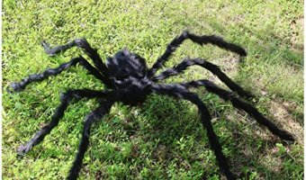 5 ft Huge Halloween Outdoor Hairy Spider At The Lowest Price