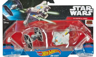 Hot Wheels Star Wars Vehicles Up To 75% Off