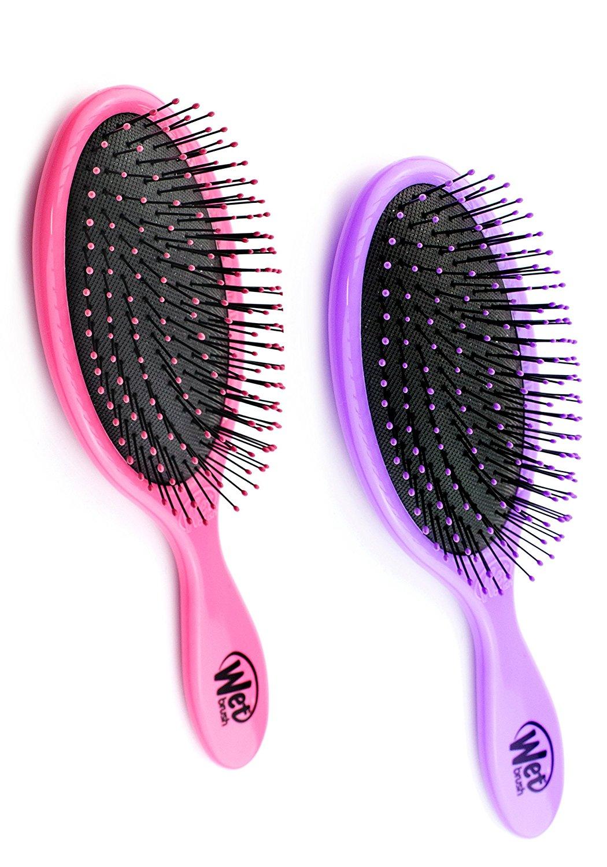 Low Price On 2Pack Wet Brush Detangler Hair Brushes