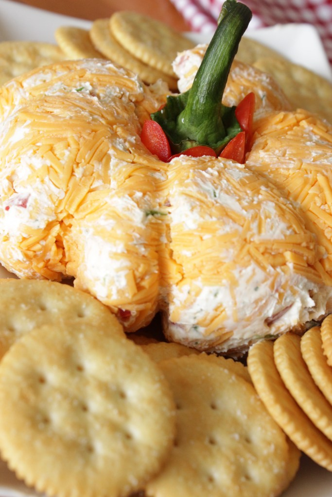 Need a fun and easy cheese ball dip? This is one of those cheese ball recipes holiday dreams are made of :)