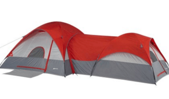Ozark Trail 8-Person Tent with Tunnel, Just $63 (Reg. $103!)