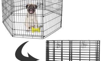 BV Pet Foldable Exercise Pen At A Great Price