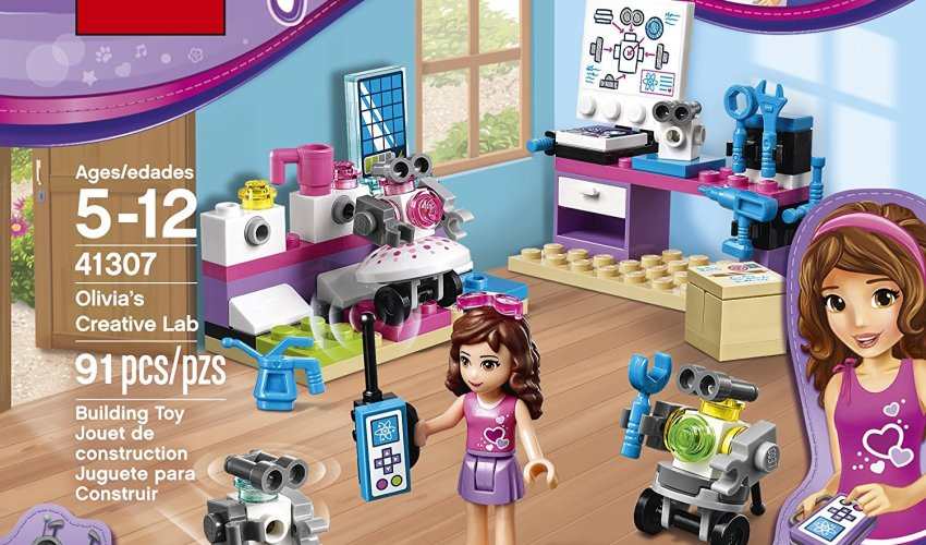 LEGO Friends Olivia's Creative Lab At A Low Price