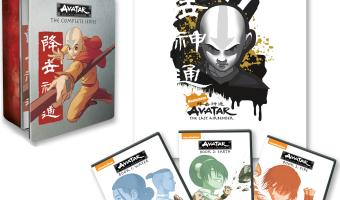 Avatar: The Last Airbender – Complete Series On DVD At A Low Price