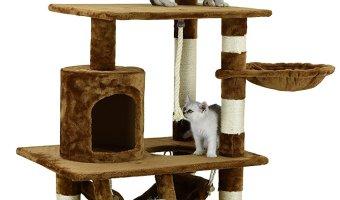 Go Pet Club Cat Trees Starting At $34.85 (reg. $46.47+)