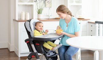 36% Off Graco DuoDiner 3-in-1 Convertible High Chair