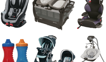 Big Savings on Graco and Nuk Baby Items Today Only