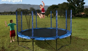 JumpSport SkyBounce Trampolines Up To 40% Off