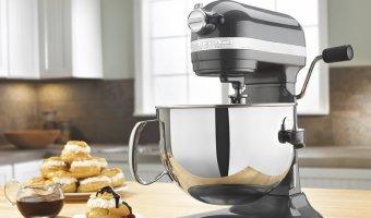 KitchenAid Professional 6-Quart Stand Mixer $224.99 (Regularly $579.99!)
