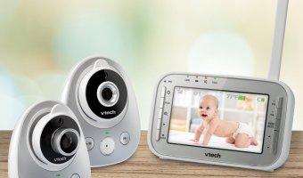 50% Off VTech VM342-2 Video Baby Monitor