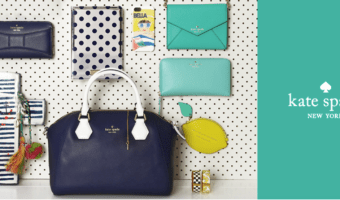 Kate Spade Surprise Sale: 75% Off Select Styles = GREAT Prices!