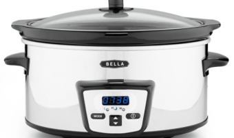 Macy's.com: Bella 5 Qt. Programmable Slow Cooker Only $7.99!