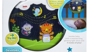 Fisher-Price Shooting Stars Glow Soother $29.99 (reg. $39.99)