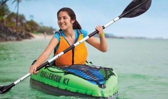 Intex Challenger 1-Person Inflatable Kayak $49.99 (reg. $69.99)