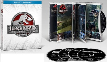 Jurassic Park Collection 3D + Blu-ray Box Set $24.99 (reg. $59.98)