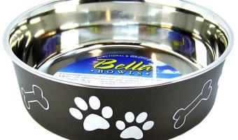 Loving Pets Bella Bowl $2.99 (reg. $10.99)