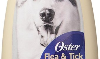 Oster Oatmeal Naturals Flea and Tick Shampoo $1.37 (reg. $9.99)