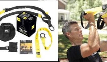 TRX Training Suspension Trainer Basic Kit $99.99 (reg. $189.99)