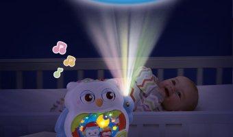 VTech Twinkle & Soothe Owl Projector $14.71 (reg. $34.99)