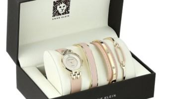 Anne Klein Women's Watches Starting At $34.99 (reg. $47.99+)