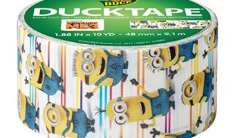 Duck Brand Despicable Me 3 Minions Duct Tape $1.00 (reg. $8.99)