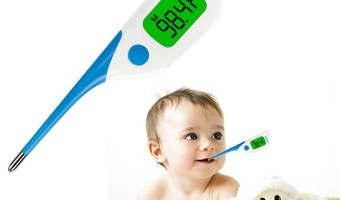 SANPU Digital Oral Thermometer $3.89 (reg. $9.98)