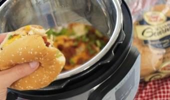 Crack Chicken Instant Pot Recipe