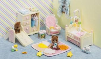 Calico Critters Baby's Nursery Set $13.03 (reg. $27.99)