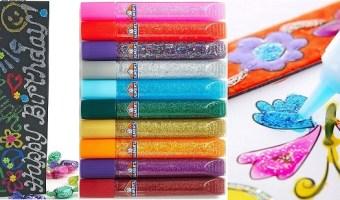 Elmer's 10ct. 3D Washable Glitter Glue Pens $2.99 (reg. $5.99)