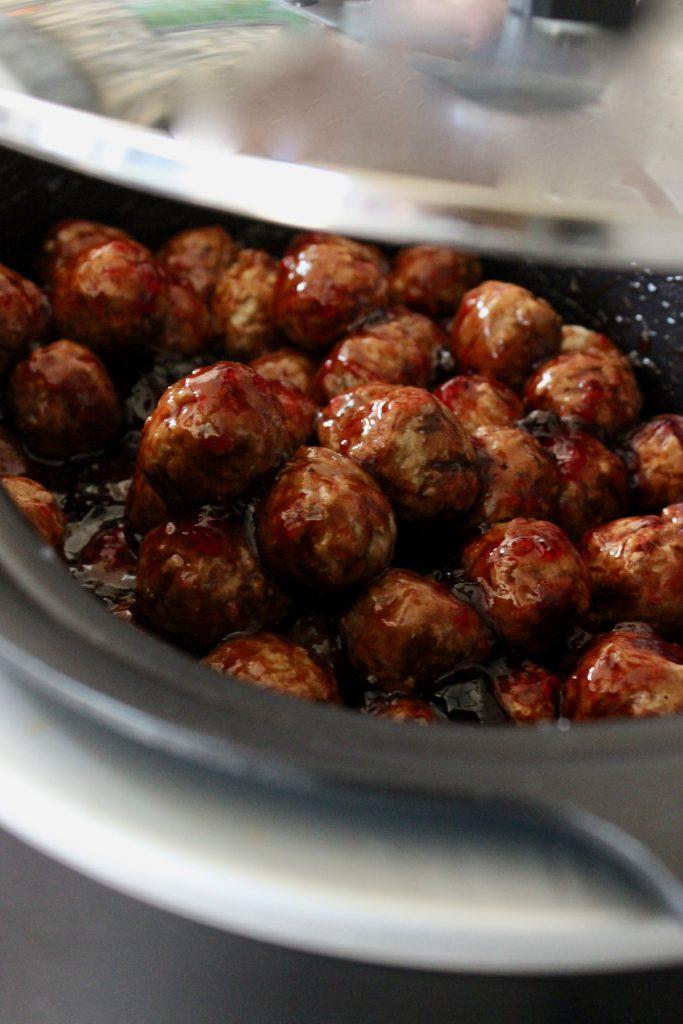 grape jelly meatball recipe
