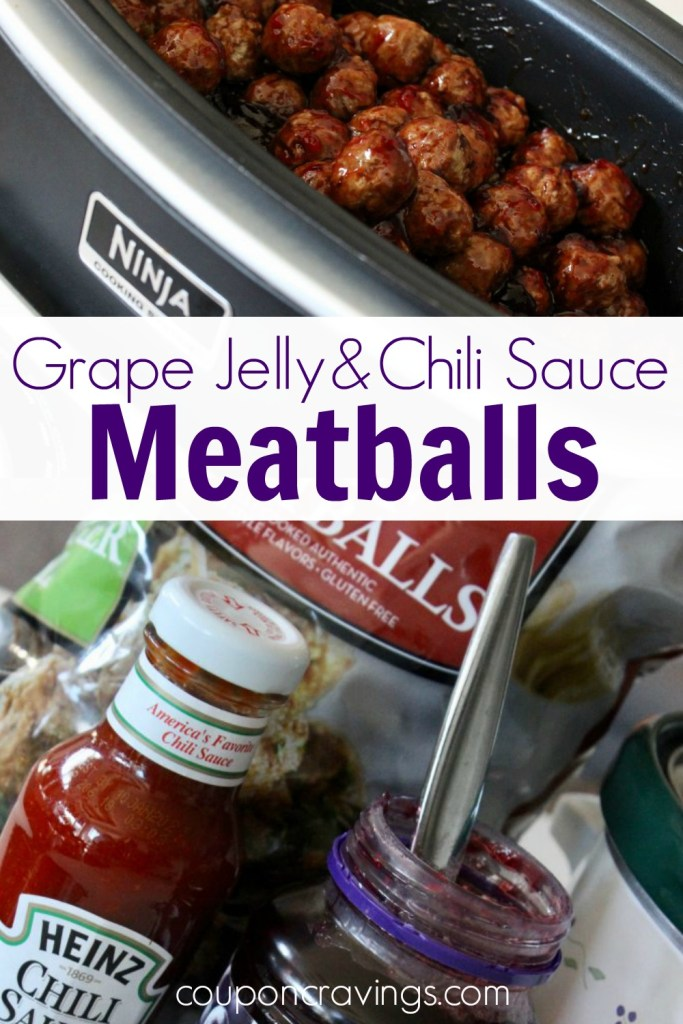 meatballs with grape jelly crockpot