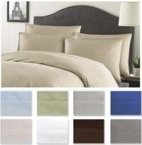 Luxury Hotel Colletion Sheet Set 6-Piece Only $19.99 ...