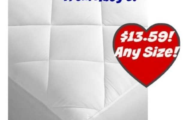 Macy S Home Design Mattress Pads In Any Size Only 13 59