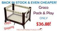 graco high chair coupon rattan dining coupons printable newspaper cash back rebates deals pack n play only 36 88 with free shipping are you looking for a great buy or gift someone friend needed to take on overnight