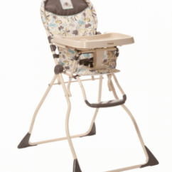Safari High Chair Crate And Barrel Dining Cushions Cosco Super Compact Slim Fold Only 19 99 At Kmart