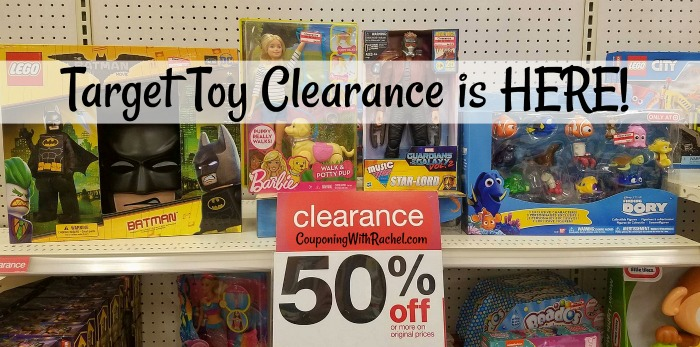 Target Semi Annual Toy Clearance Pro Tips